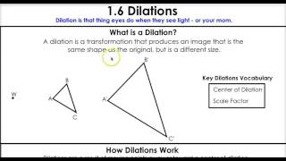 1 6 dilations part 1