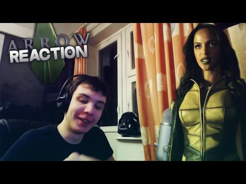 "Reaction | 15 серия 4 сезона ""Arrow/Стрела"""