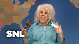 Weekend Update: Paula Deen on the Lawsuit Against Her - SNL