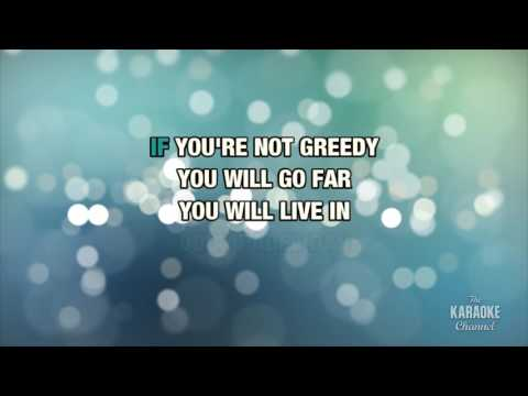 Oompa Loompa in the style of Willy Wonka And The Chocolate Factory | Karaoke with Lyrics