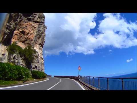 Amalfi Coast To Positano Motorcycle Ride