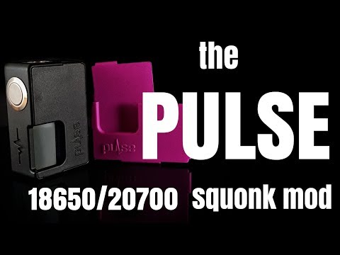 THE AFFORDABLE PULSE BF SQUONKER Review with Tony B!