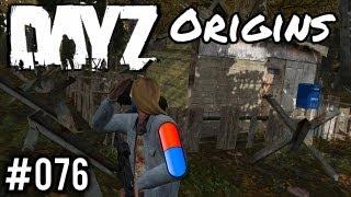 Dayz Origins #76 - Große Gegnergruppe [deutsch] [HD] [Let