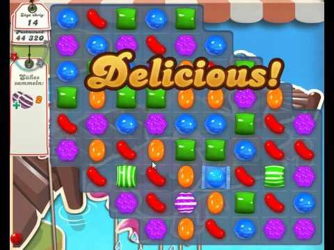 Candy Crush Saga Level 130