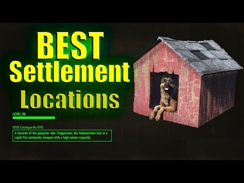 Fallout 4 Best Settlement Locations