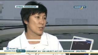 Fish farm produces first batch of sturgeon caviar - Kazakh TV