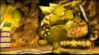 Ocarina of Time Goron Dance