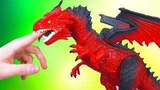 Ходячие Драконы и Динозавры на радиоуправлении