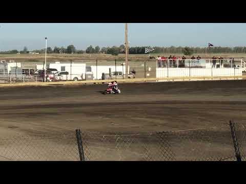 Lemoore Raceway 4/27/19 Jr Sprint Qualifying Cash
