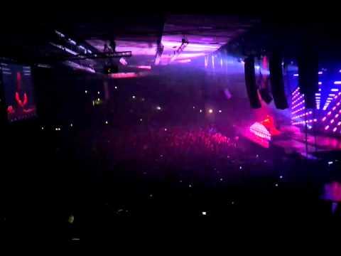 Coupure de courant au galaxie concert de david guetta du 17mars 2012