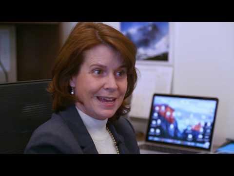 Meet the Dean of the Eleanor Wade Custer School of Nursing, Dr. Kathleen LaSala