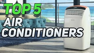 Top 5 Best Portable Air Conditioners You Can Buy In 2018