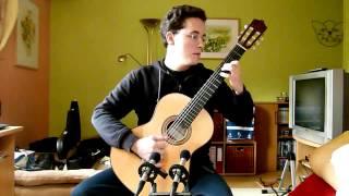 Menuet I / II (Jean Philippe Rameau) - Classical Guitar