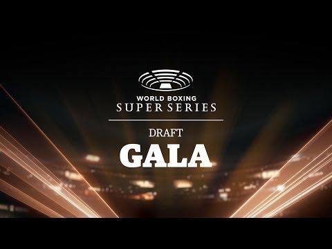 World Boxing Super Series Draft Gala 2017