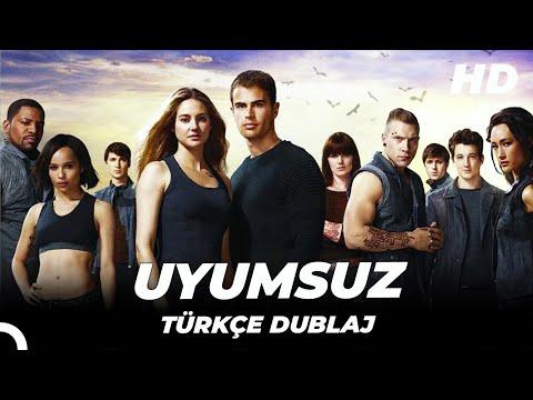 Uyumsuz | Türkçe Dublaj Yabancı Bilim Kurgu Filmi | Full HD Film İzle