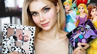 Макияж DISNEY косметикой ? Косметика Диснеевских принцесс| ЛИССА - Видео от Лисса