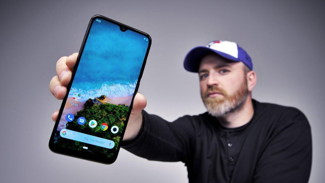 Xiaomi Mi A3: Google pur pour 250 $ + vidéo