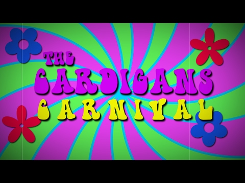 "The Cardigans ""Carnival"" Lyric Video"
