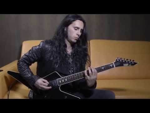 Guitar Lesson: Gus G - Alternate picked scale runs