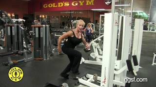 Better Glutes with Toni D.