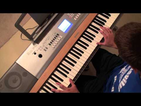 SafetySuit - Never Stop (Piano Cover) FULL...