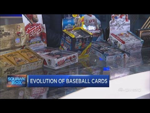Topps GM On The Evolution Of Baseball Cards