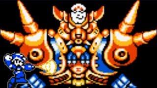 Mega Man Xtreme (GBC) All Bosses (No Damage)