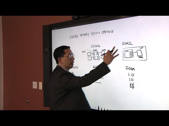 GDDR6 - HBM2 Tradeoffs