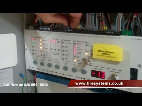 Fire Protection Equipment Maintenance - Fire Systems Ltd
