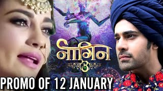 NAAGIN 3 Promo Of 12 January | Full Story | Latest Upcoming Twist | NAAGIN 3 | Colors TV