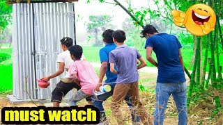 New Funny Video 2019 || Very Comedy Videos 2019 || Indian Funny Video || EP-21 || #BindasFunBoys