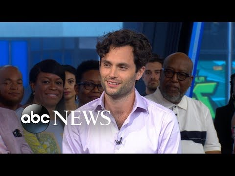 Penn Badgley opens up about new TV series 'You'