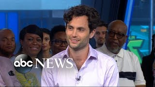 Penn Badgley opens up about new TV series