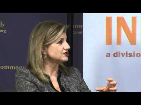 Arianna Huffington, 'Beyond the Post', at The Commonwealth Club