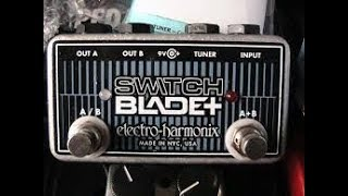 How To Use 2 Amps At Once! SwitchBlade+