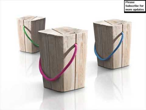 Collection Of Modern Wooden Bar Stools Design Ideas | Modern Wood Stools  sc 1 st  YouTube & Collection Of Modern Wooden Bar Stools Design Ideas | Modern Wood ... islam-shia.org