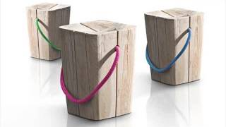 Collection Of Modern Wooden Bar Stools Design Ideas | Modern Wood Stools