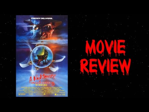 Nightmare On Elm Street 5: The Dream Child Movie Review