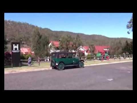 Video travel: Herberton, Qld