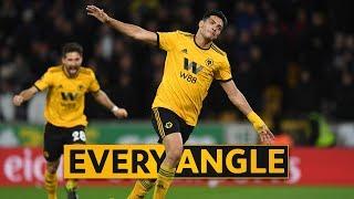 Jiménez v Manchester United | Every Angle