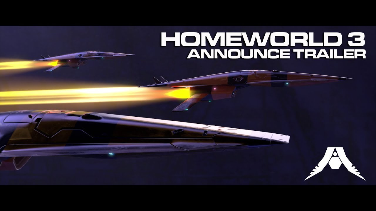 Homeworld 3 - Announce Trailer