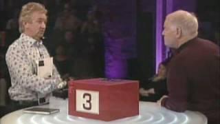Deal or No Deal UK - EMPTY BOX!