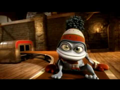CRAZY FROG ALBUM - Last Christmas (HQ)