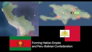[ROBLOX] Rise of Nations: Forming Haitian Empire and Peru-Bolivia Confederation (29)