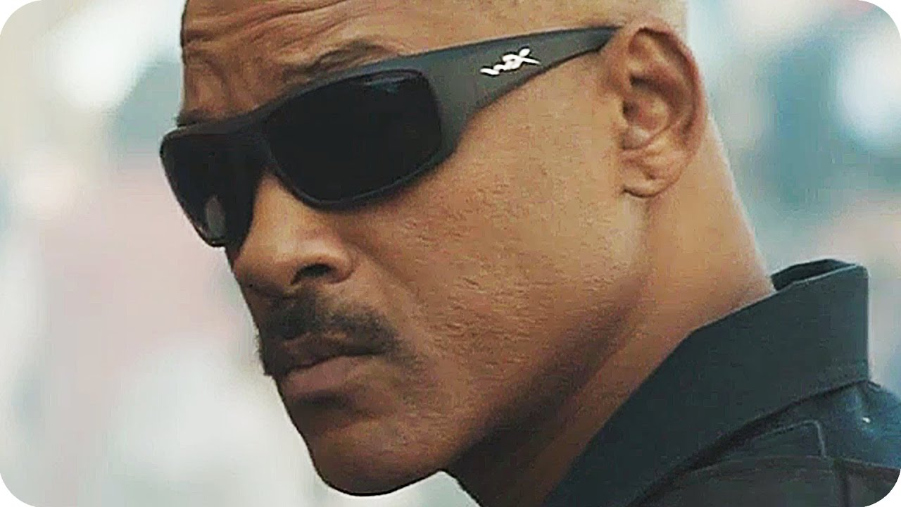 bright teaser trailer 2017 will smith netflix movie