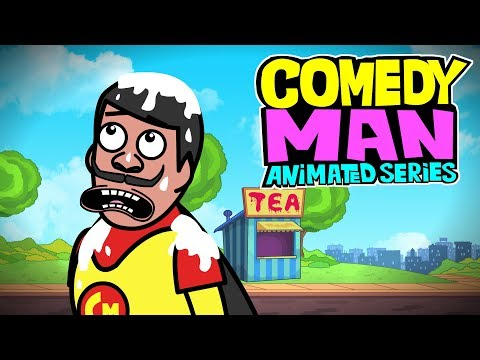 COMEDY MAN - Vadivelu Comedy Animated Series | TEA Shop (Ep #10)