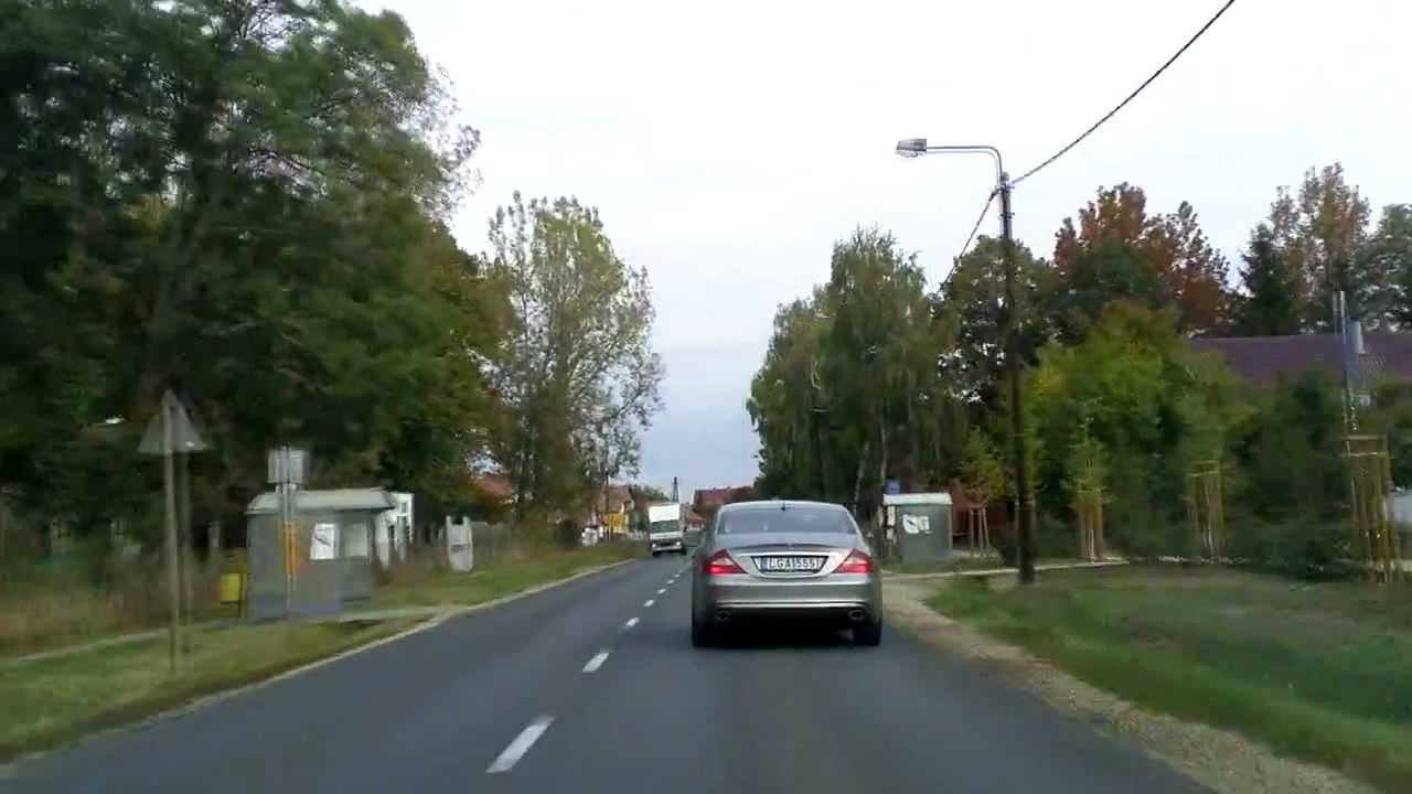 Hungary: Main Road #31: Budapest-Nagykáta