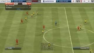 FIFA13 | Analizando la UEFA Champions League 2013 | Borussia Dortmund - FC Bayern (Final)