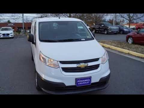 Used 2015 Chevrolet City Express Manassas Va Chantilly Md