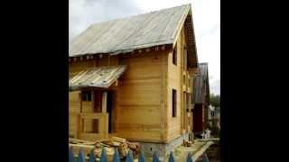 Краткий видео отчет о строительстве дома